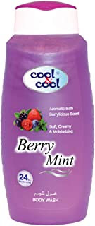 Cool & Cool Berry Mint Shower Gel, 500ml