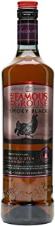 The Famous Grouse SMOKY BLACK Blended Scotch Whisky, 700 ml