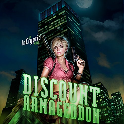 Discount Armageddon cover art