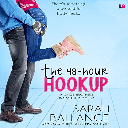 The 48-Hour Hookup audiobook cover art