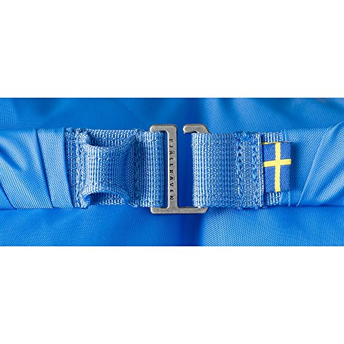 Fjallraven Waterproof 10 L Sports Backpack Mixte Adulte, Bleu (Un Azul), 25 Centimeters