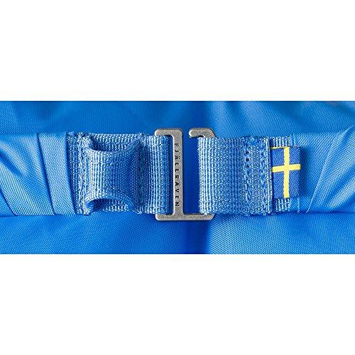 Fjällräven Unisex-Adult Waterproof Packbag 10 Sports Backpack, UN Blue, One Size
