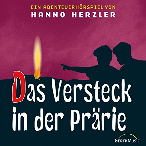 Das Versteck in der Prärie audiobook cover art