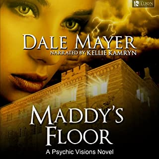 Maddy's Floor     Psychic Visions, Book 3              By:                                                                                                                                 Dale Mayer                               Narrated by:                                                                                                                                 Kellie Kamryn                      Length: 9 hrs and 5 mins     30 ratings     Overall 4.0