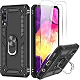 LeYi for Samsung Galaxy A50/A50S/A30S Case with Ring