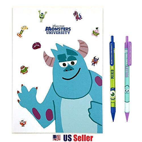 Disney Monsters Universität Schreibmaterialien Geschenkset Netzteil: Mike & Sulley Sulley