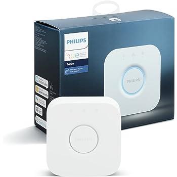Philips Hueブリッジ スマートデバイス スマートホーム IOT Alexa Amazon Echo Google Home対応 アレクサ対応