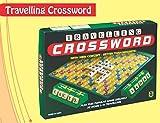Imprinting Ideologies Inc Travelling Crossword Educational Board Game for Kids