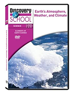 Discovery School: DVD-Elements of Earth Science, Earth's Atmosphere, Weather, and Climate, (56404)