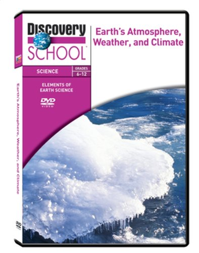 Discovery Schule: DVD-Elemente der Erde: der Erde Atmosphäre, Wetter und Klima, (56404)