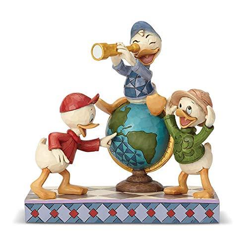 Disney Traditions navigierende Neffeen Figur