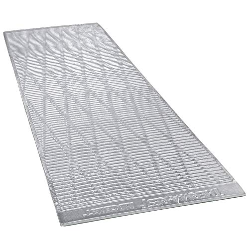 Therm-A-Rest RidgeRest SOLite, Regular, colore: argento/beige, Taglia unica