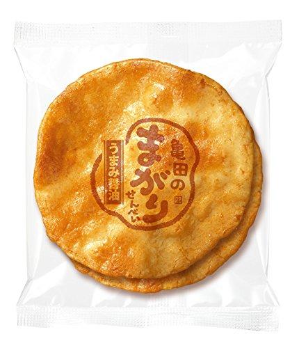 亀田製菓亀田のまがりせんべい18枚×3袋
