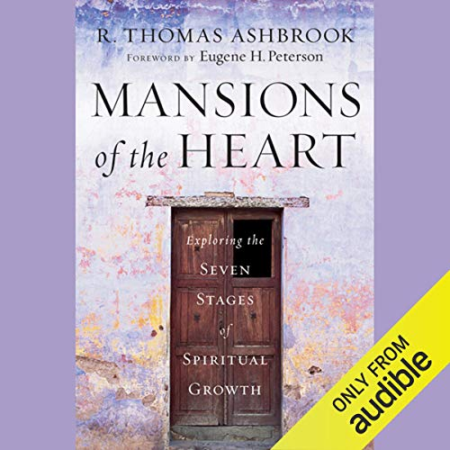 Mansions of the Heart: Exploring the Seven Stages of Spiritual Growth copertina