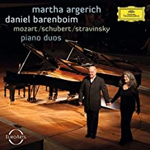 martha argerich and daniel barenboim