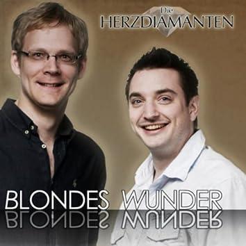 Blondes Wunder