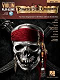 Pirates of the Caribbean (Fluch der Karibik) - Violin Play-Along - Violine Noten [Musiknoten]