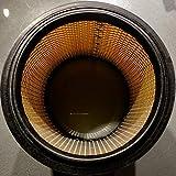 Parkside Lidl filtro seco de pliegues con rejilla interior de acero para aspirador en seco y húmedo PNTS 23 E 1250 1300 A1 B2 C3 1400 A1 B1 C1 D1 1500 A1 B2 B3