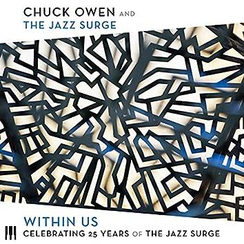 Within Us • Celebrating 25 Years of the Jazz Surge