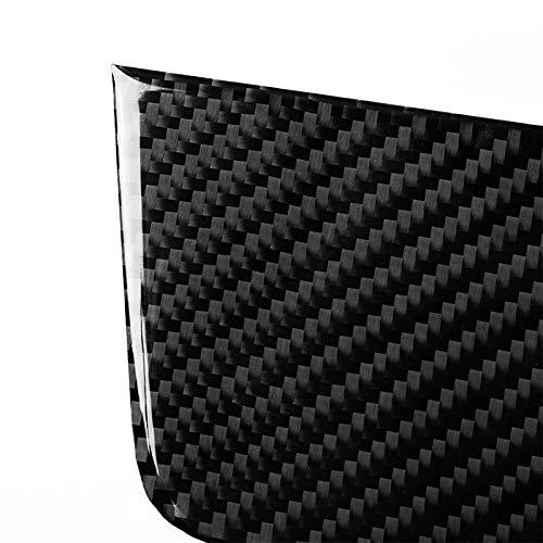 GLEETIEZ Auto Innen Armaturenbrett Panel Schutzdekoration Abdeckung Verkleidung Aufkleber, für Chevrolet Camaro 2016-2019, Kohlefaser