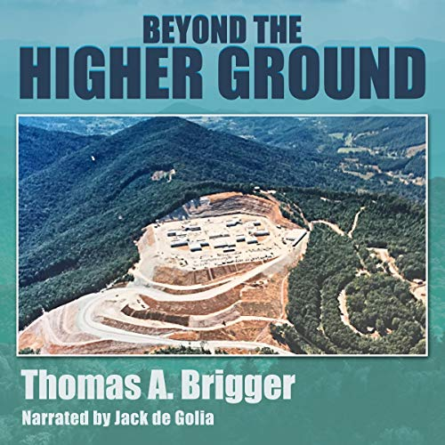 Beyond the Higher Ground Audiobook By Thomas A. Brigger cover art