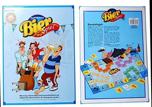 Udo Schmidt GmbH & Co. KG Das feuchtfröhliche Bier Brettspiel Party Feiern für erfahrene Biertrinker