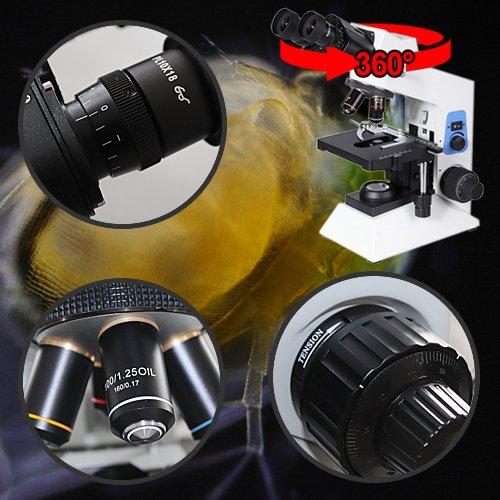 OCS.tec MAX-200BH Dunkelfeld-Mikroskop Erfahrungen & Preisvergleich
