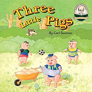 Another Sommer-Time Story: Three Little Pigs cover art