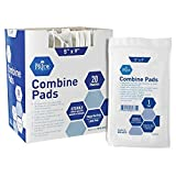 Medpride Sterile Abdominal- ABD Combine Pads| 40-Pack, 5 x 9 Inches| Extra Absorbent & Thick, Individually Wrapped Wound Dressing, First Aid Pads| Surgical-Grade, Nonstick- for Heavy Leakage, Post Op