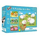 Galt America- Toys Mi Primer Puzle G053913