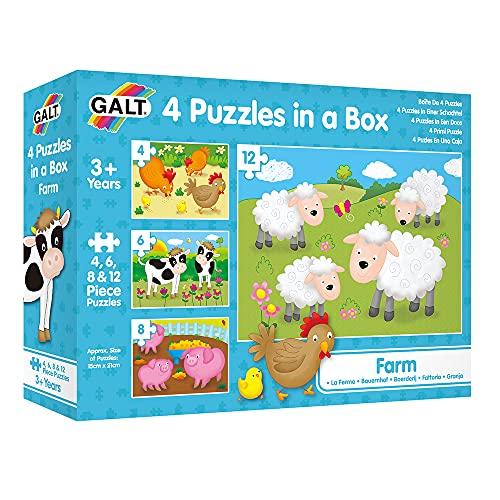 Puzzle Para 2 Años  marca Galt