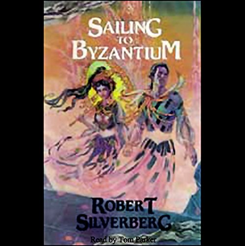 Sailing to Byzantium audiobook cover art