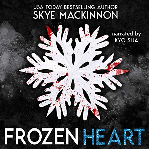 Frozen Heart audiobook cover art