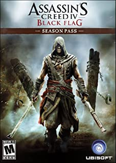 Assassin's Creed IV Black Flag: Season Pass - PS3/ PS4 [Digital Code] (B00GGUMZY2)   Amazon price tracker / tracking, Amazon price history charts, Amazon price watches, Amazon price drop alerts