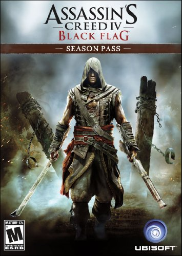 Assassin S Creed Iv Black Flag Season Pass Ps3 Ps4 Digital
