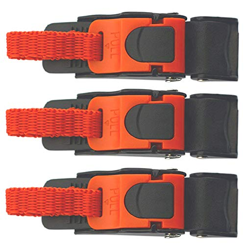 1/3PCS Motorcycle Helmet Speed Clip Quick Release Chin Strap Button