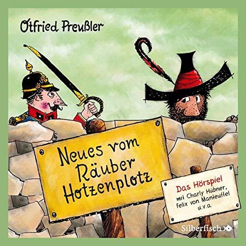 Neues vom Räuber Hotzenplotz cover art
