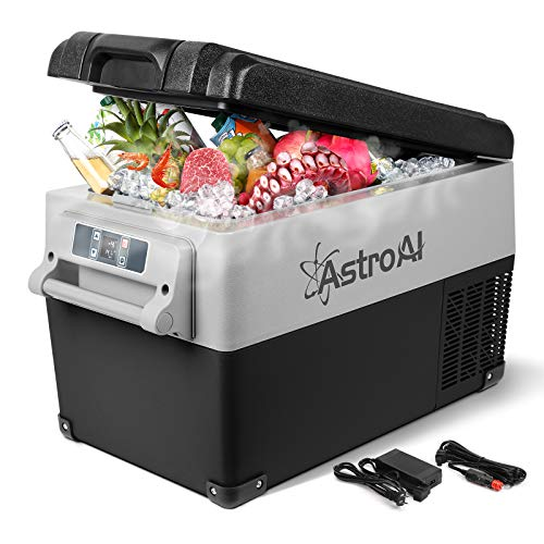 refrigerador para camping de la marca AstroAI