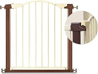 赤ちゃん ゲート 90°の双方向オープン/滞在ドアとベビーゲート、犬&猫ガードバリアスルー80センチメートルトールウォーク、圧力はゲイツをマウント (Size : 96-105cm)