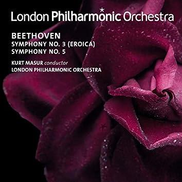 Beethoven: Symphonies Nos. 3 & 5