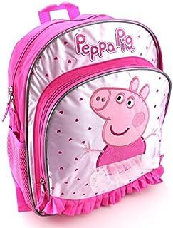 Nickelodeon Peppa Pig Pink 14 inch Backpack