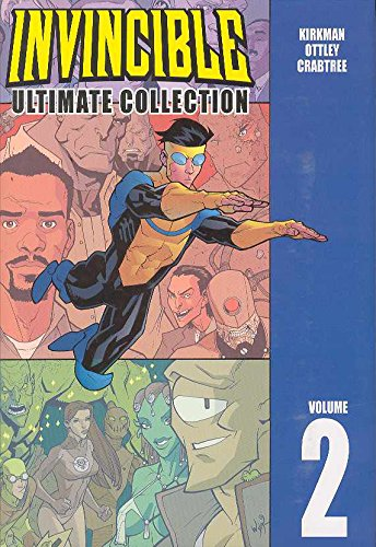 Invincible: Ultimate Collection Volume 2