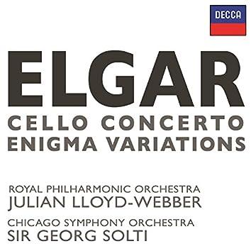 Elgar: Cello Concerto / Enigma Variations