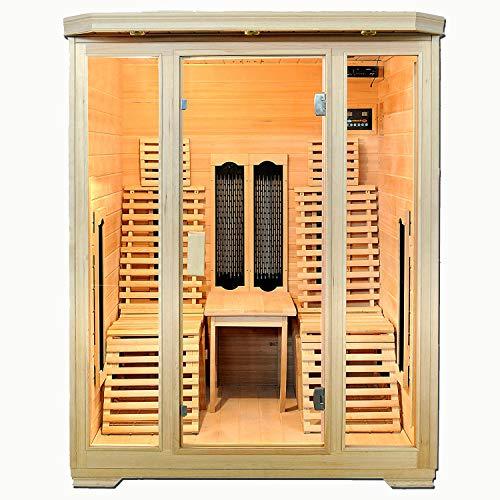 Trade-Line partner infraroodcabine/warmtecabine/sauna - ECK! Voor 2 personen.
