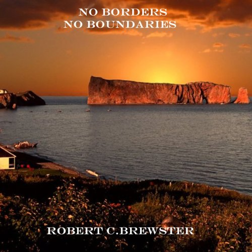 No Borders, No Boundaries cover art