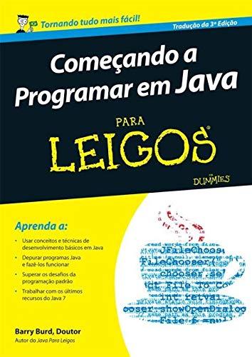 Começando a Programar em Java Para Leigos