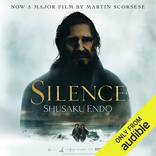 Silence                    By:                                                                                                                                 Shusaku Endo                               Narrated by:                                                                                                                                 David Holt                      Length: 7 hrs and 39 mins     1,915 ratings     Overall 4.0