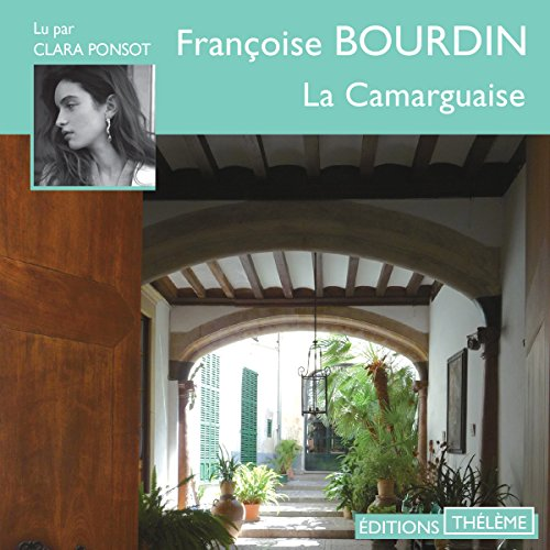La camarguaise audiobook cover art