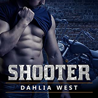 Shooter     Burnout Series #1              By:                                                                                                                                 Dahlia West                               Narrated by:                                                                                                                                 Mason Lloyd                      Length: 9 hrs and 43 mins     52 ratings     Overall 4.5
