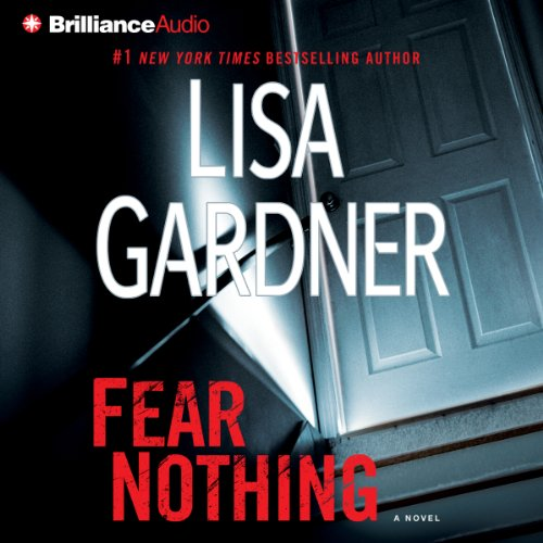 Fear Nothing audiobook cover art